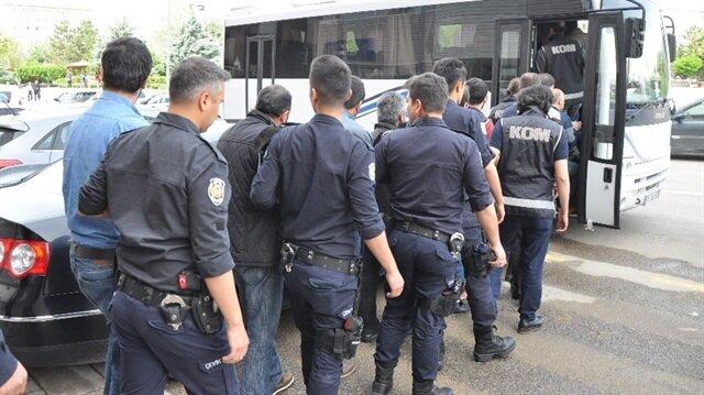 Ağrı'da FETÖ operasyonu: 23 askere gözaltı