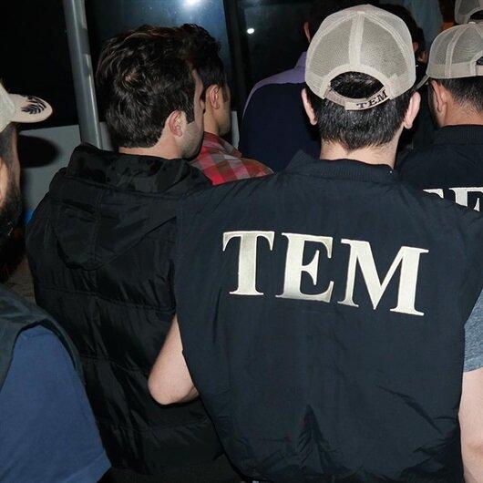 Ardahan'da terör propagandası yapan 4 kişi tutuklandı