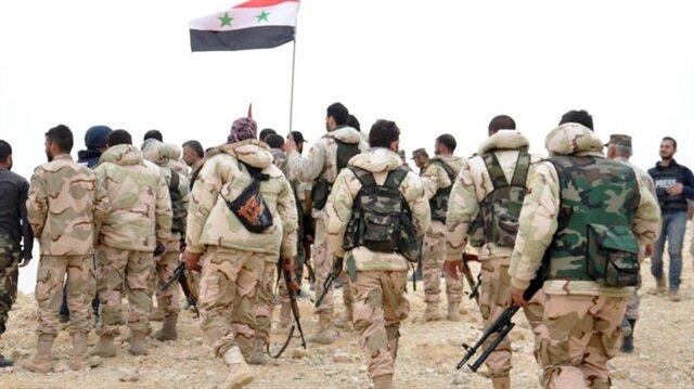 Hükümetten Suriye rejimine sert uyarı