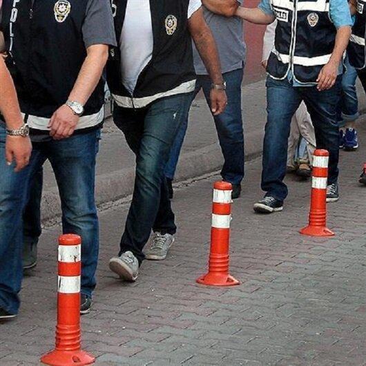 72 ildeki eş zamanlı 'vurgun' operasyonu: 11 gözaltı