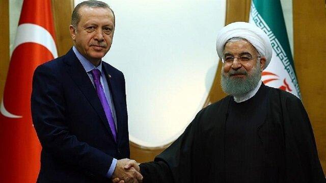 أردوغان يعزّي روحاني في ضحايا الطائرة المنكوبة