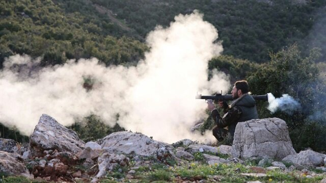 Over 1,640 terrorists 'neutralized' in Afrin operation
