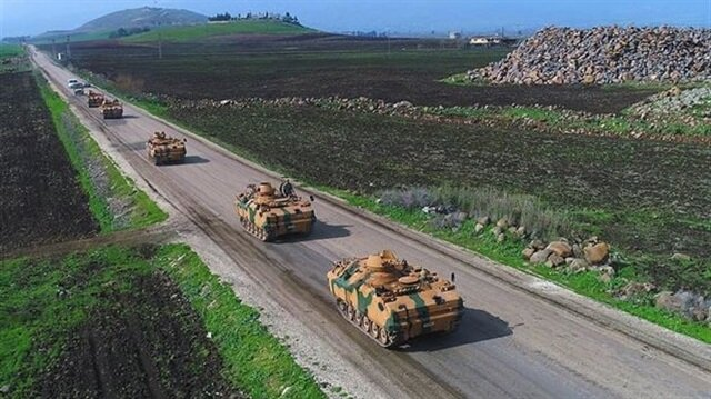 Five more villages liberated during Afrin operation