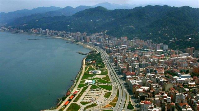 Rize şehir merkezi taşınıyor