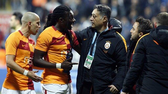 Galatasaray'dan<br>'Gomis' açıklaması