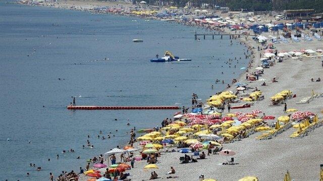 Turkey hopes 12M tourists for Mediterranean resort city