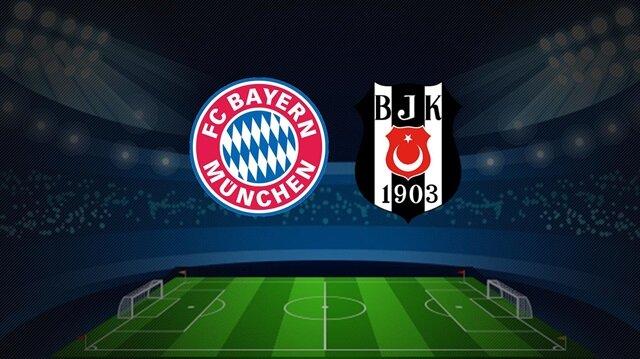 Bayern Münih-Beşiktaş