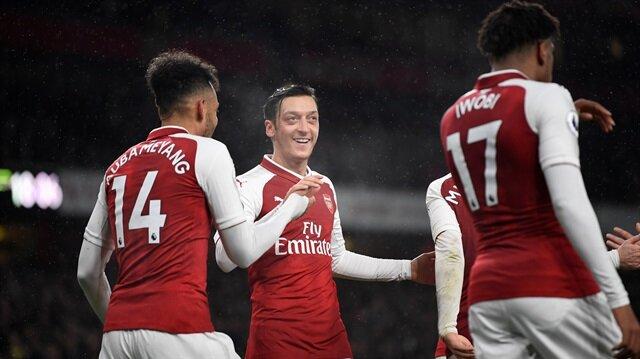 Arsenal'a rekor gelir: 200 milyon sterlin