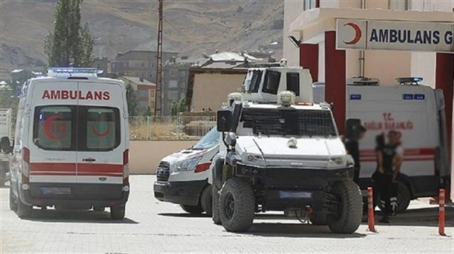 Two soldiers martyred in southeast Turkey PKK attack