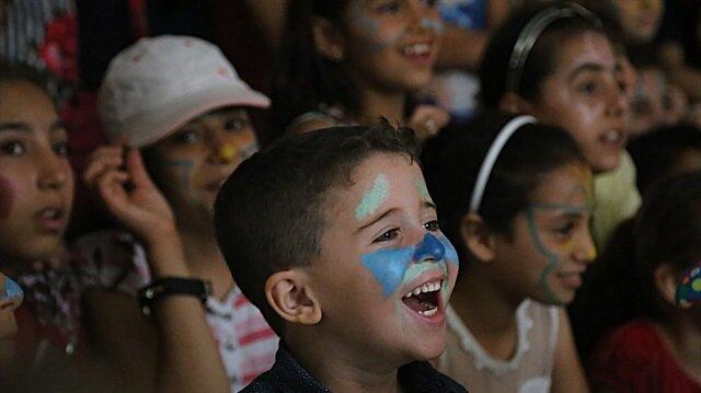 Turkey's work with refugee children 'sets standards'