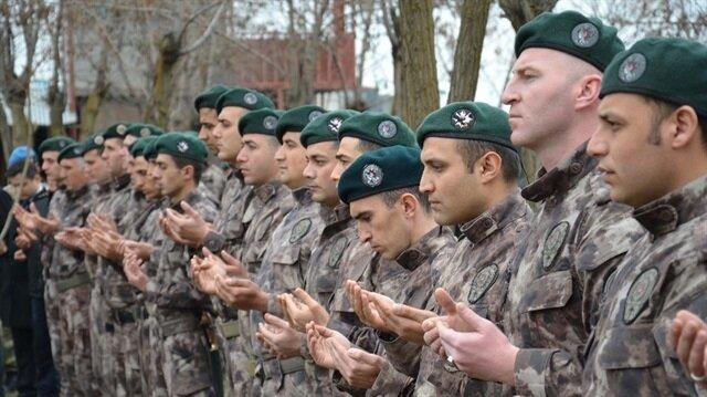 PKK'nın korkulu rüyası ekibin hepsi gönüllü olunca kura çekildi