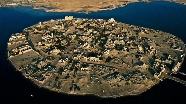 Sevakin Adası'nın restore edilmesi turist sayısını artıracak