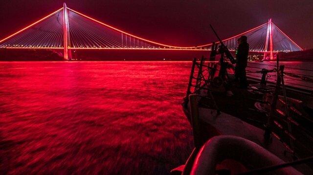 ABD donanmasından tepki çeken İstanbul paylaşımı