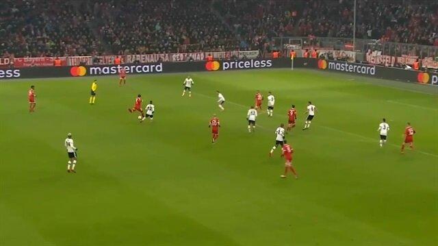Bayern Münih-Beşiktaş: 5-0 (Maç Özeti)