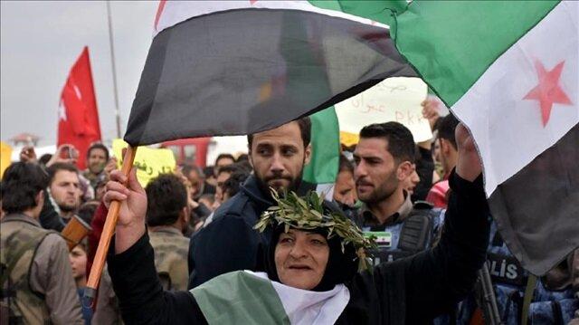 Syrian Forces Enter Afrin to Help Kurds against Turkish Incursion