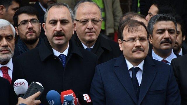 Adalet Bakanı Gül'den 'kimyasal hadım' açıklaması