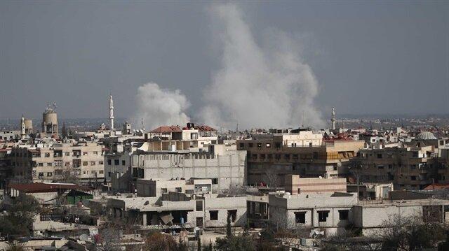 Turkey Opens Fire on Regime Forces In Afrin