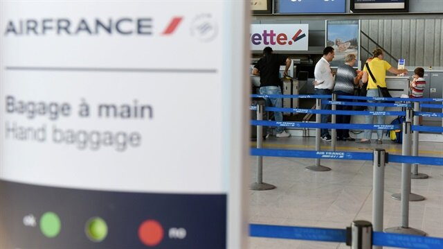 Air France says strike disruptions to hit flights on Feb. 22