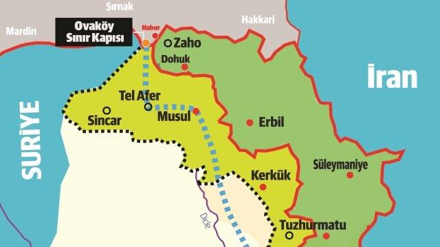 Türkiye'nin  Ovaköy'de açacağı sınır kapısında takvim netleşiyor.