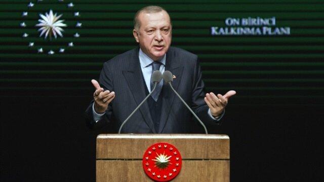 Culture, art as important as economy: Erdoğan