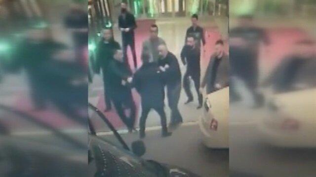 Saldırı görüntüleri yayınlandı