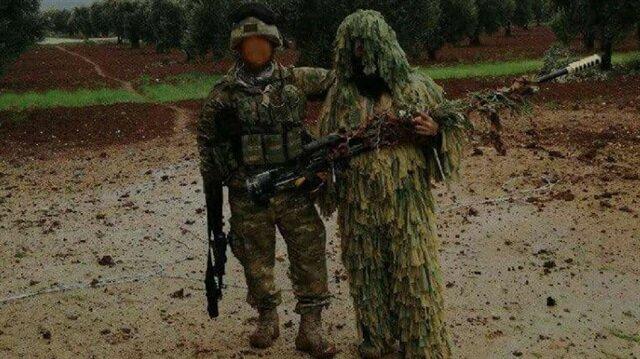 PKK'nın silahı ile PKK'lı avlıyor