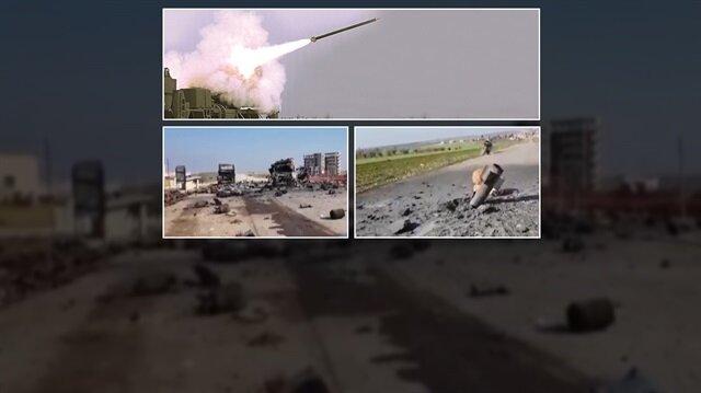 TSK milli füzelerle bir ilki başardı