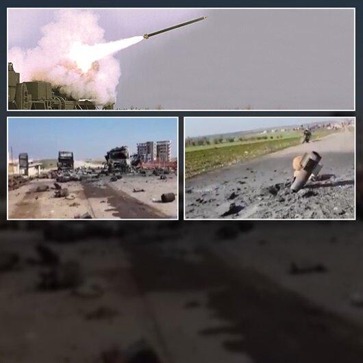 TSK milli füzelerle <br>bir ilki başardı