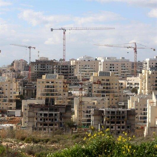 İsrail'in 'konut inşası' onayına kınama