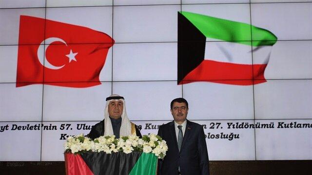 القنصلية الكويتية بإسطنبول تحيي الذكرى الـ57 لاستقلال بلادها