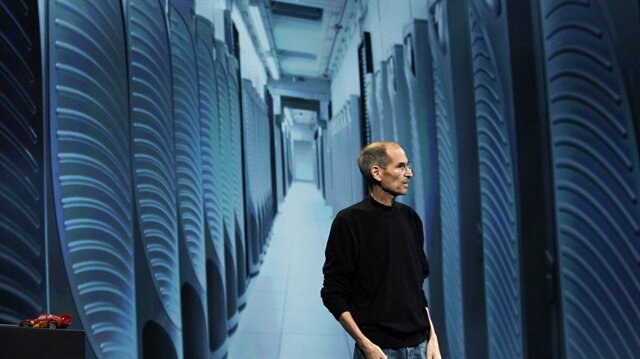 How Steve Jobs sought job with a simple application