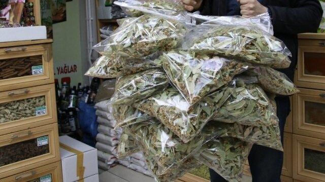 Rağbet arttı: Kilosu 100 liradan satılıyor