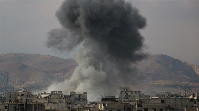 Regime attacks kill 38 in Syria's Eastern Ghouta