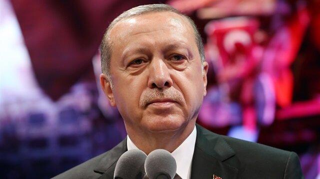 Cumhurbaşkanı Erdoğan'dan seferberlik açıklaması