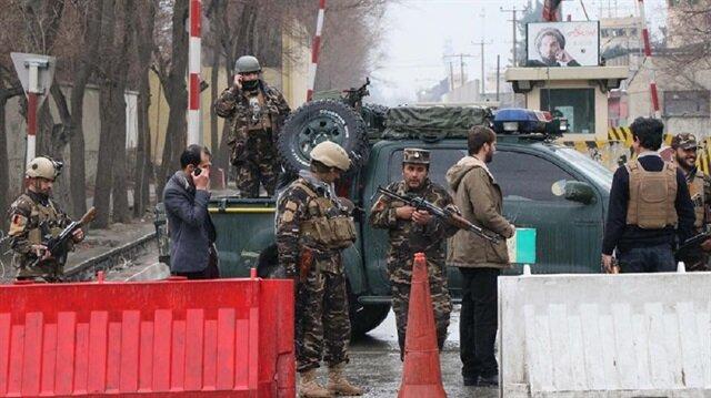 Afganistan'da askeri üsse Taliban saldırısı: 18 ölü