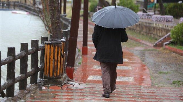 Meteoroloji Hayat ve Osmaniye için yağış uyarısı yaptı