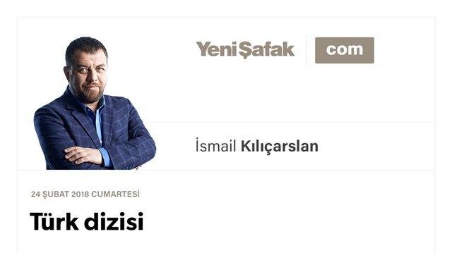 Türk dizisi