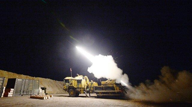 Turkish army hits terror convoy, shields civilian one