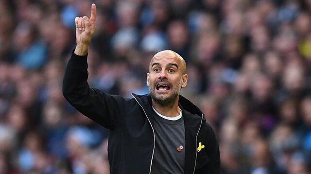 Guardiola'ya 'sarı kurdele' cezası