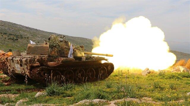 Close to 2,000 terrorists neutralized since start of Turkey's Afrin op