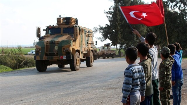 """""""Operation Olive Branch"""" to Afrin"""