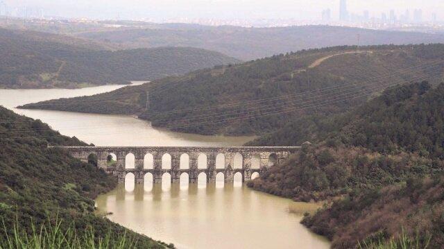 Bakan Eroğlu, barajlarda su seviyesinin şu anda iyi durumda olduğunu belirtti.