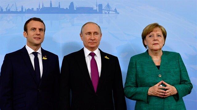 Putin Suriye ateşkesini görüştü