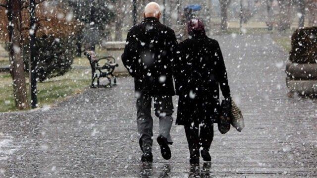 İstanbul'da beklenen kar yağışı için tarih verildi