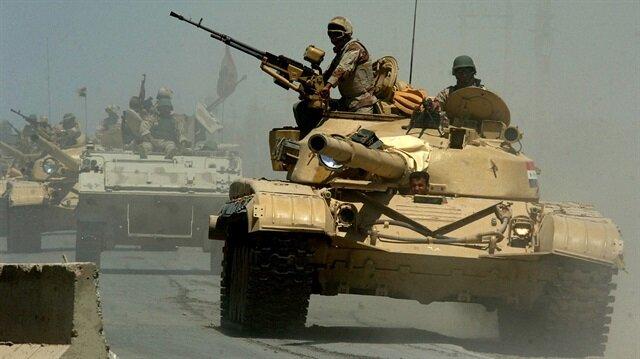 Irak'ta DEAŞ mağarasına operasyon: 30 terörist öldürüldü