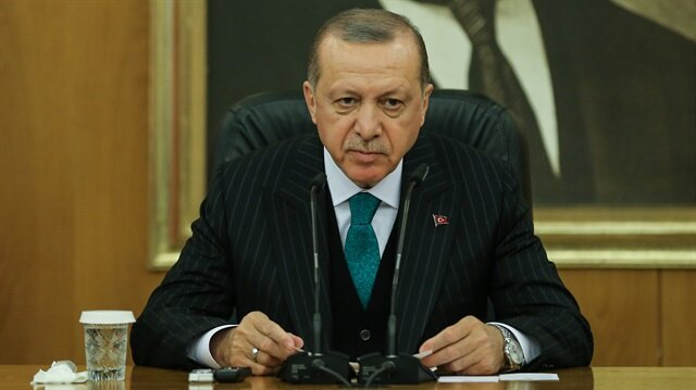 Erdogan tells a weeping girl, 6, she would receive honors if martyred