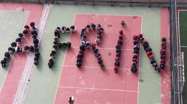 Zonguldak Şehit Prof. Dr. İlhan Varank Kız Anadolu İmam Hitap Lisesi öğrencileri, etkinlik düzenledi