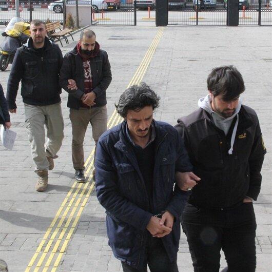 Erzincan'da uyuşturucu operasyonu: 2 tutuklama