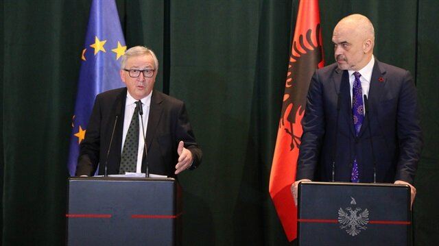 EU Commission chief urges FYROM to resolve name dispute
