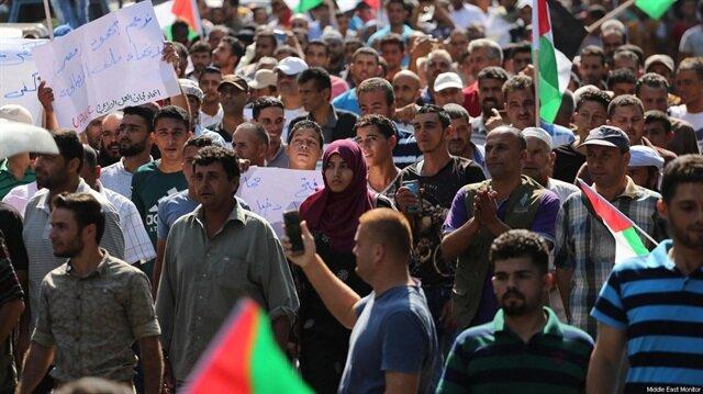 Filistinli balıkçılardan İsrail'in saldırısına tepki